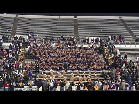 Alcorn VS Jackson State University - 5th Quarter - Soul Bowl 2019 |4K|