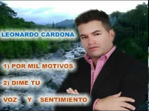 POR AMOR   DAVID MUÑOZ Y LEONARDO CARDONA