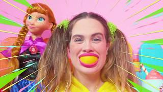 Fruits Song - Canción Infantil | Canciones Infantiles con LaLa