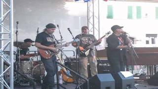 Vargas Blues Band Man on the Run  live  in Worms,Germany  05 Juni