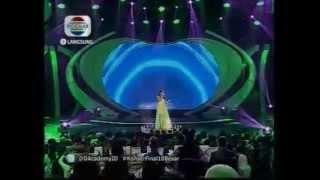 Lesti - Bulan Di Ranting Cemara - Konser Final 10 Besar - DAcademy Indonesia