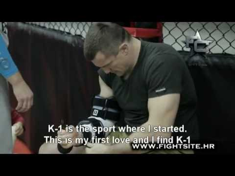 Exclusively: First look on Cro Cop's hand after difficult surgery!