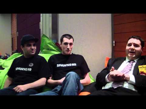 Spawnsor Interview @ PAX East 2011