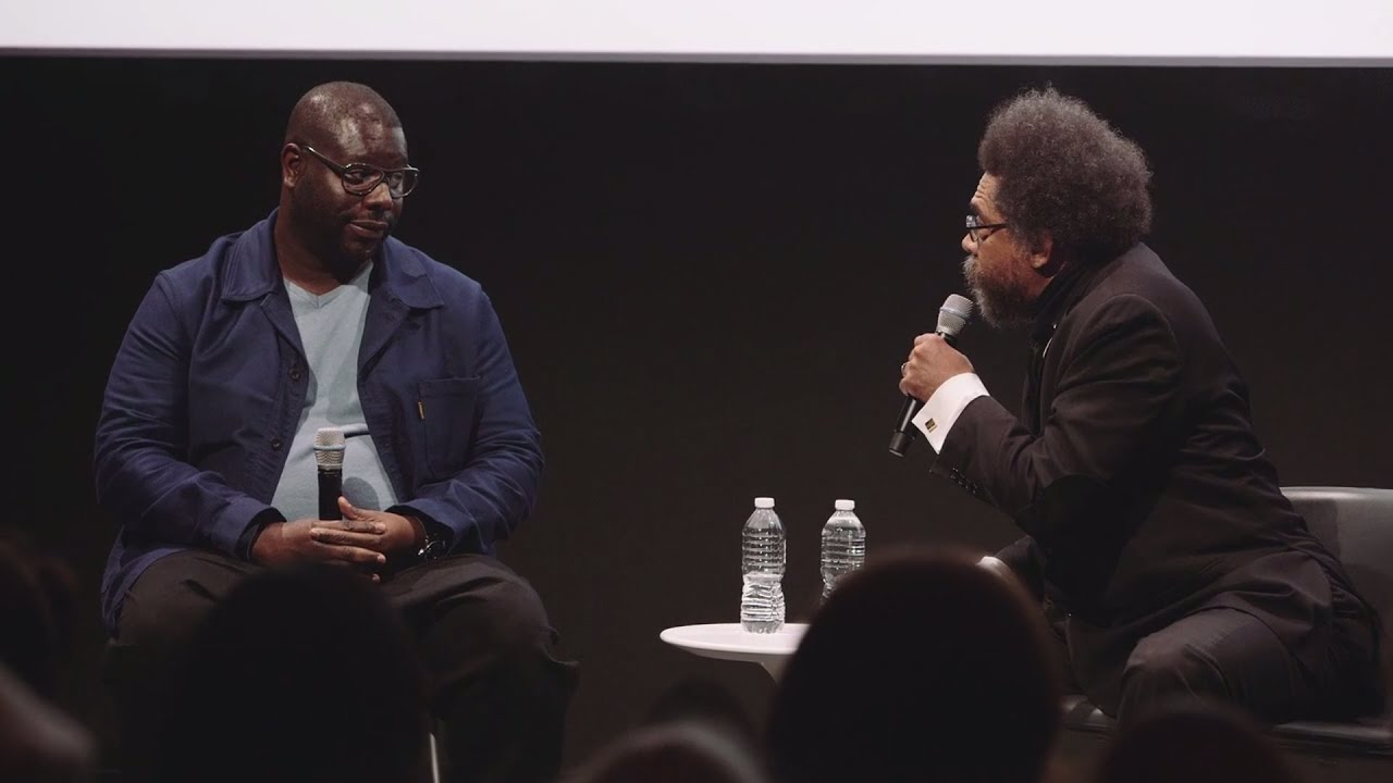 Steve McQueen and Dr. Cornel West on Paul Robeson | Art and Politics