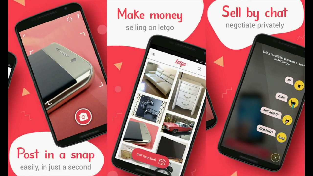 Buy And Sell Apps >> Best Android Buy And Sell Apps For Your Used Items Youtube