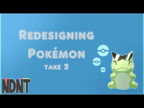 Let's Speed Paint With Dex: Redesigning Pokémon Take Two!