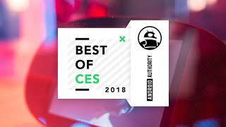 Our Best of CES 2018