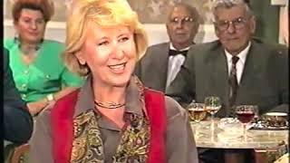 """Eierstockkrebs Patientin von Dr. Hamer in der Sendung """"Seniorenclub"""", ORF 1994 (DE-Untertitel!)"""