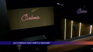 Yvelines | Les cinémas sont prêts à rouvrir
