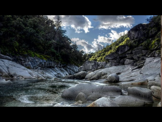 Yuba River: Sierra Nevada, California | Natural Sound