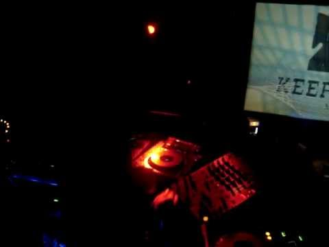 ANGEL ESTEBAN LIVE @ SCAPE CLASICOS DEL TRANCE - SALA KEEPER - MADRID - 1/2