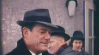 Eddie Constantine auf privatem Super-8-Film