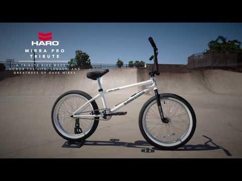 Haro 'Mirra Pro Tribute' featuring Parker Heath