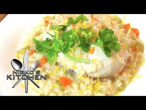 Lemon Chicken & Rice - Video Recipe
