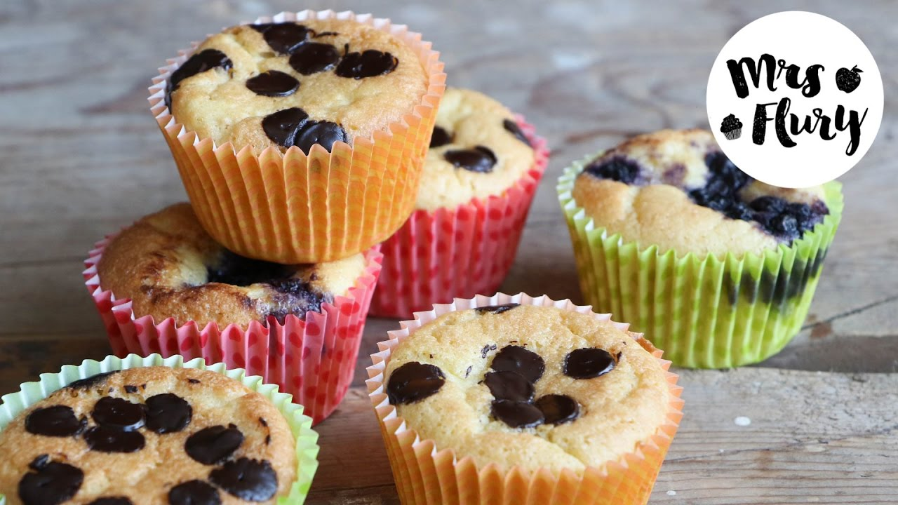 Rezept kalorienarm muffins