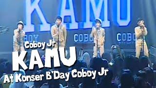 Coboy Jr - Kamu (at Konser B'Day Coboy Jr Selasa 23 Juli 2012)