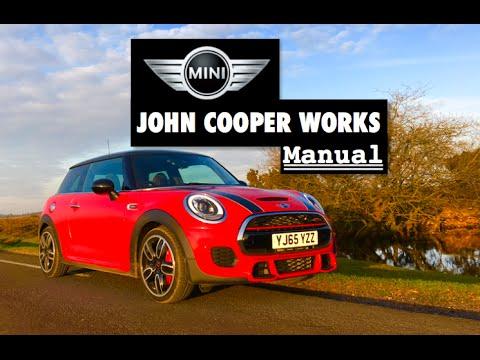 2016 Mini John Cooper Works Manual Review - Inside Lane