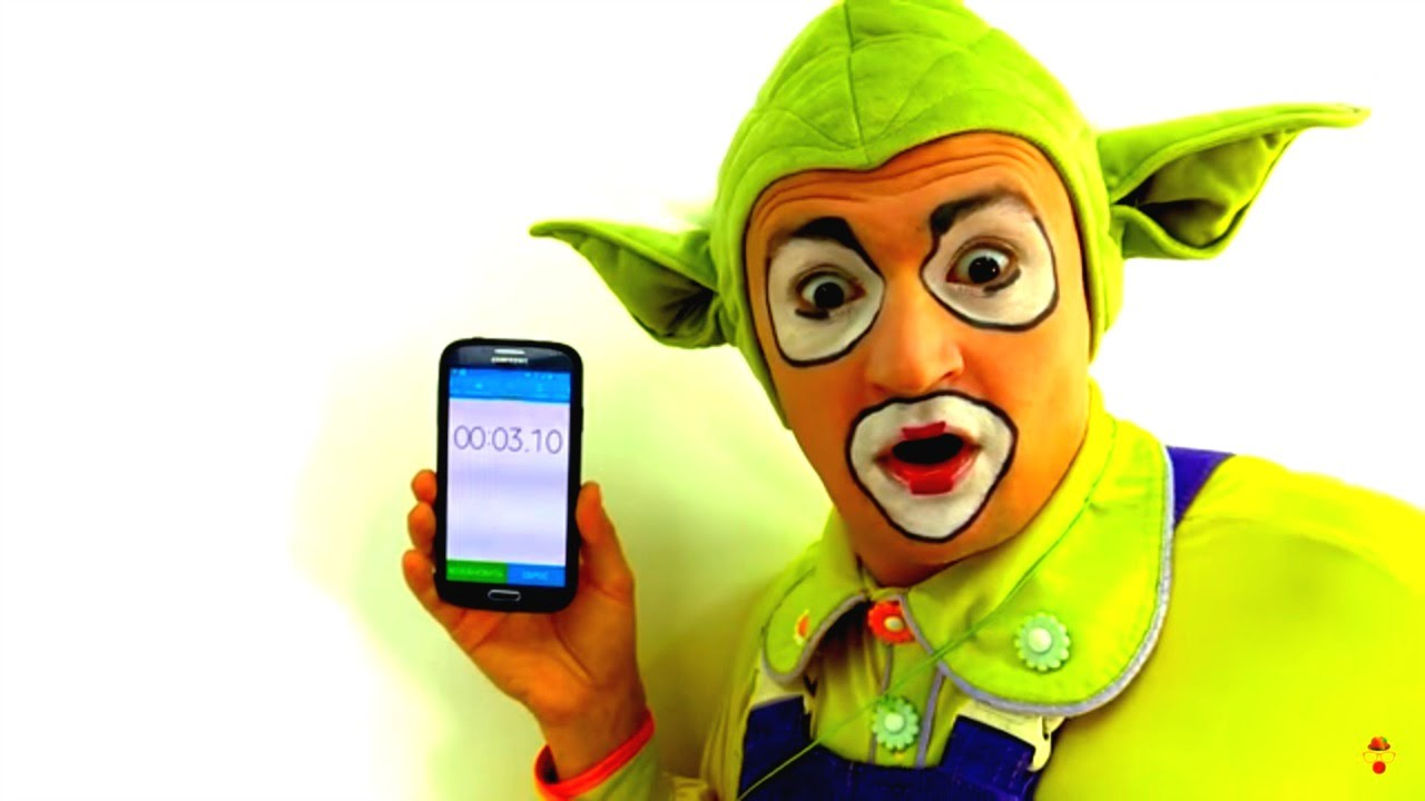 Uncategorized Kids Fun Videos videos for kids andrew the clown becomes a coach youtube