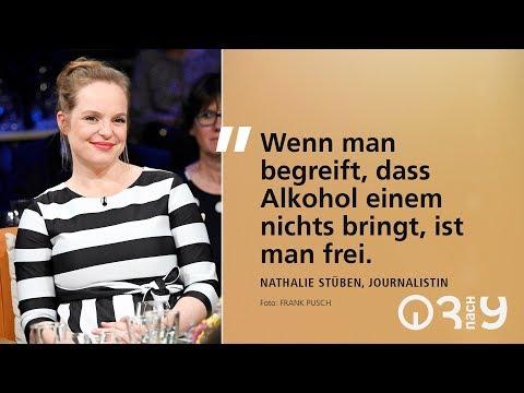 Nathalie Stüben über den Weg aus dem Alkohol // 3nach9