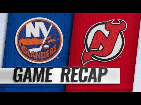 Barzal's overtime winner lifts Islanders past Devils