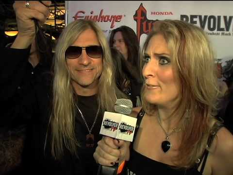 Full Metal Jackie Interviews James Lomenzo of Megadeth