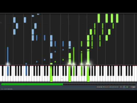 Synthesia - Disney - Beauty and The Beast - Kyle Landry - Tutorial