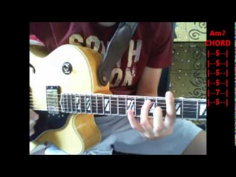 All of me - Soloing with Arpeggios Jazz Guitar Lesson