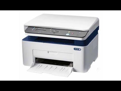 🖨 Лазерное МФУ Xerox WorkCentre 3025 / ОБЗОР 💻
