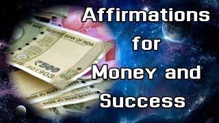 New Indian money visualization (images) | Positive affirmations for money | Indian money images