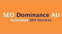 SEO Dominance Local SEO Services Australia