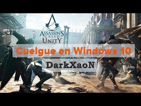 Assassins Creed Unity | solución al error en Windows 10