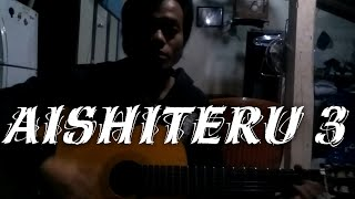 Download AISHITERU 3 - ZIVILIA , cover By Arka Barker