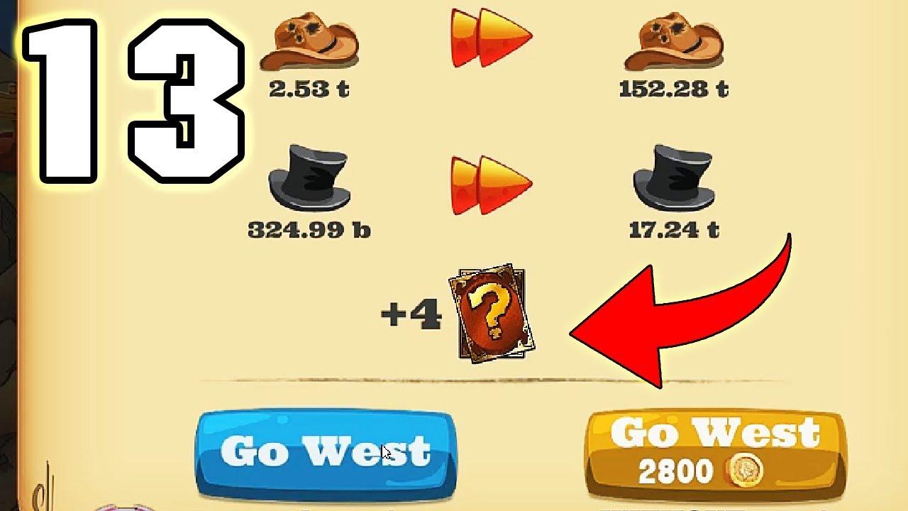 Wild West Saga Idle Tycoon: Part 13 - HEADING WEST AGAIN ...