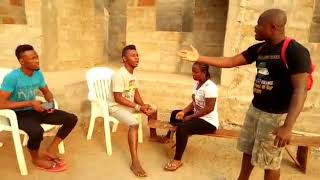 Sierra Leone comedy 2018 (Samlaj Meeting)