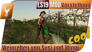 """[""""LS19"""", """"FS19"""", """"Landwirtschafts Simmulator"""", """"Modvorstellungen"""", """"Playtest"""", """"gameplay"""", """"Hof Hirschfeld"""", """"Hirschfeld Logistics"""", """"Farming Simmulator"""", """"Courseplay"""", """"Modding"""", """"Mod"""", """"Weinreben"""", """"Weinberg"""", """"Susi und Wingi"""", """"Exklusiv"""", """"wein schneid"""