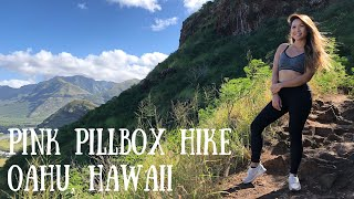 Hiking the Pink PillBox in Oahu | Hike with Me!