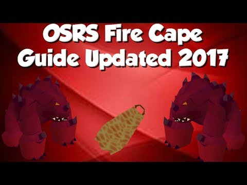 OSRS Fire Cape Guide for First Time Players (Full Walkthrough) | Updated 2017