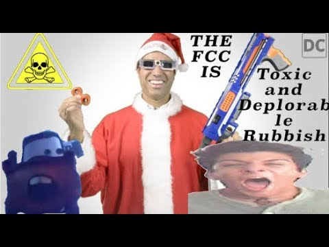 YTP - The FCC Is Toxic and Deplorable Rubbish
