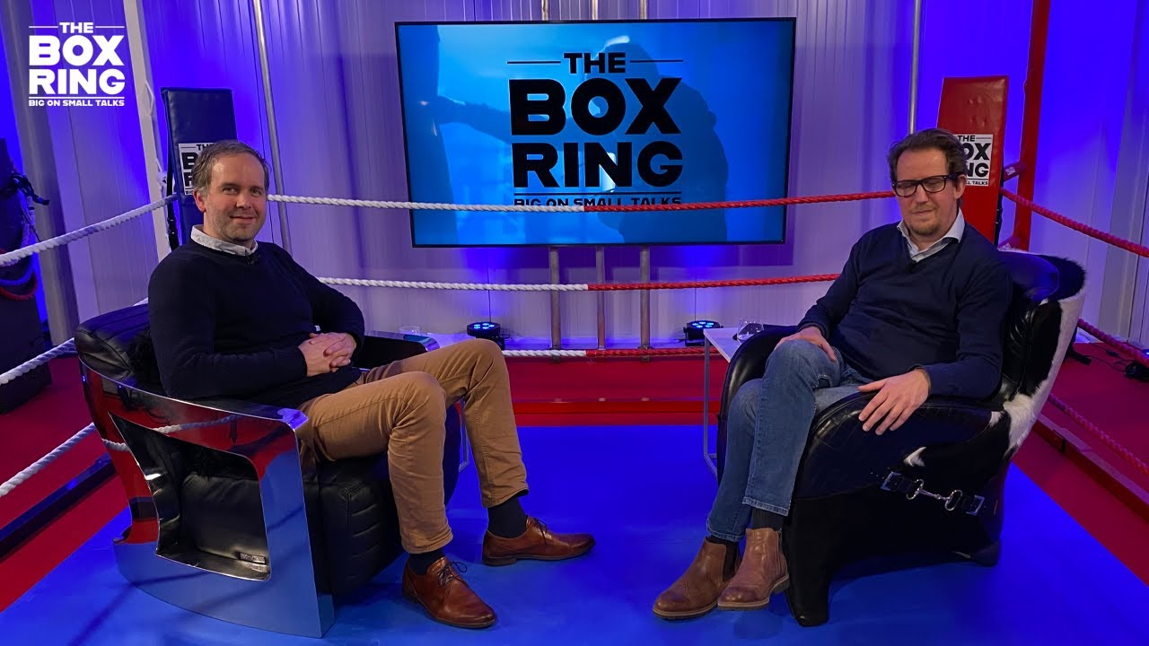 The Boxring met Jonathan Berte