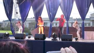Концерт Hi fi в Чите на день города 1 июня.