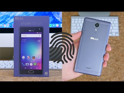BLU Studio Touch Review