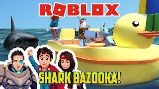 Roblox: BOOPING SHARKS MIT BAZOOKAS