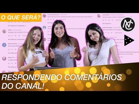 RESPONDENDO AOS HATERS DO CANAL
