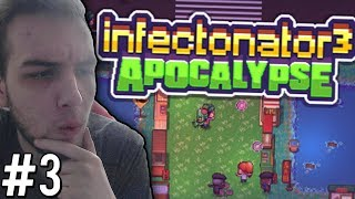 ZNISCZYŁEM PIERWSZE LABORATORIUM! - Infectonator 3: Apocalypse #3
