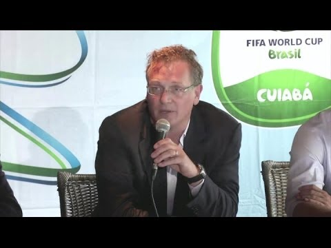 FIFA assured that Cuiaba will be ready for World Cup [AMBIENT]