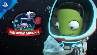 Kerbal Space Program: Breaking Ground Expansion | Gameplay Trailer | PS4