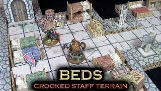 Episode 20 : Beds (dungeon terrain)