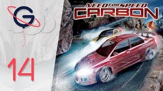 NEED FOR SPEED CARBON FR FIN #14 : VS Darius (Boss Final)