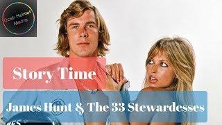 James Hunt's Wild Fortnight in Japan 1976 - Story Time | Crash Helmet F1
