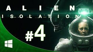 Alien Isolation - ITA Walkthrough - Parte 4 [1080p PC ULTRA Settings]